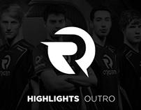 League of Legends - Origen Highlights Outro