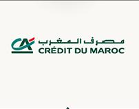 Credit du Maroc - Mobile App