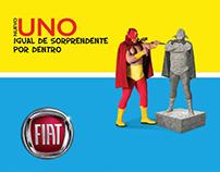 LA LLAVE DE TU FIAT - FIAT México