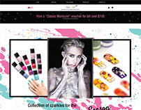 Chill Nails Website