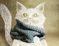 + scarf +