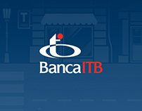 ITB Bank - Corporate website