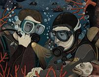 Deep Dive Scare