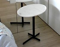 BOOK side table For MAAMI HOME