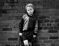 Boy In Newport, Wales