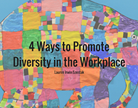 4 Ways to Promote Diversity in the Workplace