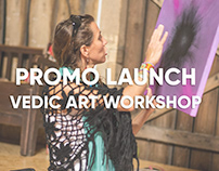 Promo launch - photo and video Vedic Art