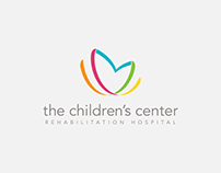 The Children's Center Branding