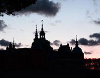 Renaissance castle.