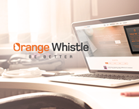 Orange Whistle Website