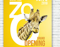 Seattle Zoo: Posters