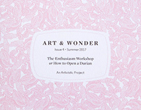 Art & Wonder: Issue 4