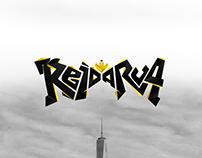 Rei da Rua (King of Street) - Brand and Layout design
