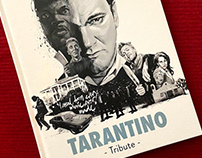 Tarantino Tribute | Book