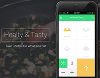 Healthy World Mobile app iOS