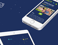 Planet TV | Interface Design