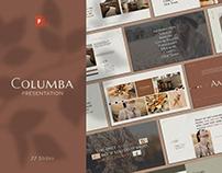 Columba Presentation Template