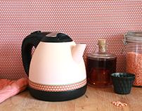 ARTDECO 2017 - Colors & patterns for kettle