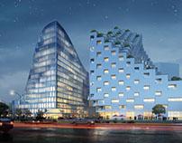 Hangzhou Waves Architecture - JDS