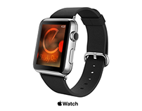 Study Roll - UI/UX Mobile for Apple Watch