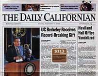 Illustrations- The Daily Californian