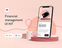Peony Finance UI Kit