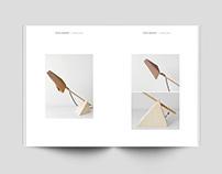 Product deign brochure