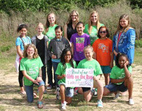 4/11 Lakeshore Elementary begins Girls on the Run Club