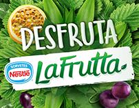 Campanha La Frutta 2018 - Nestlé