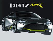 Aston Martin DB12 AMR