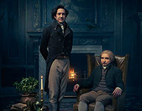 Jonathan Strange & Mr Norrell - BBC One