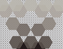 Hexagons1 Color