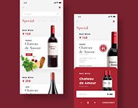 13 Amazing Wine UI Designs for Inspiration
