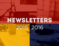 Creative Newsletters