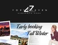47Hotel - Newsletter