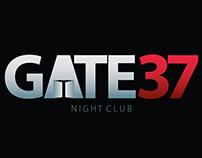 GATE37 - Logo Branding