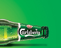 CARLSBERG. THINGS WORTH TRYING.