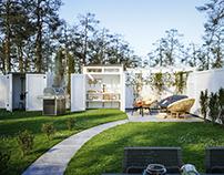Palmako Modular Garden