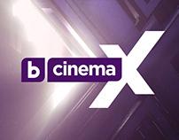 bTV CINEMA-X LOGO