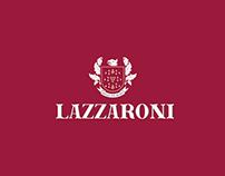 Cantina Lazzaroni - Brand Identity