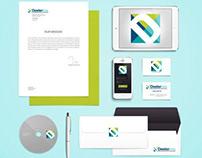 DeeterUSA | Logo Design