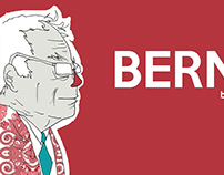 Bernie // Publication Illustrations