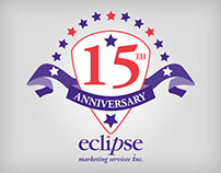 Eclipse 15th Anniversary Logo & Poster Artwork