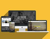 JZ Locações e Eventos - Website