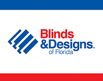 Branding: Blinds And Designs of Florida