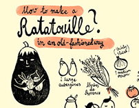 how to make a Ratatouille / recipe