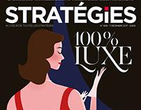 Magazine Cover | Stratégies