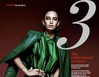 Femina December-2015 Fashion By Numbers