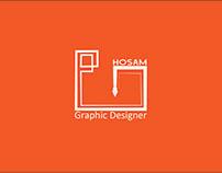MY New logo حســـام