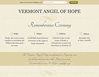 Vermont Angel of Hope